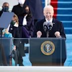 President Joe Biden Promises Normalcy, Unity In Time Of Deep National Crisis