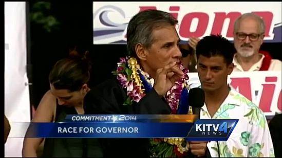 Governor's race could split democratic vote