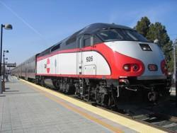 Caltrain commuter rail pulls WiMAX at 79 mph