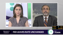Former OMB Chief Economist weighs in on Fed decision to leave rates unchanged
