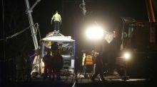 Collision entre un car scolaire et un train: quatre enfants tués, 20 blessés