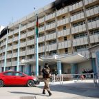Afghan hotel attack stirs fresh debate on private security firms