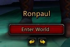 Ron Paul wins WoW's presidential naming race
