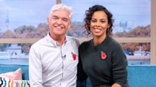 'This Morning' viewers left cold by Holly Willoughby replacement Rochelle Humes