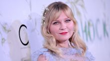 Kirsten Dunst's Romantic Rodarte Hair Is The Only Way To Wear A Wedding Flower Crown