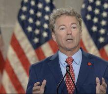 45 Senate Republicans vote to declare Trump impeachment trial unconstitutional