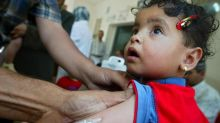 Measles cases rise around the world 'because parents shun vaccines', WHO says