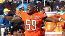 'Closed mouths don't get fed': Danny Trevathan might be vocal leader Bears need during pandemic