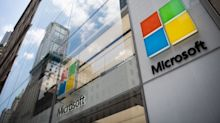 Microsoft Pushes Cloud Services toRetailers Anxious to Avoid Amazon