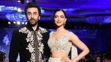 Watch: Deepika & Ranbir Reunite for 'Mijwan Fashion Show'