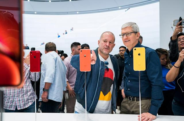 Jony Ive helped make Apple what it is today