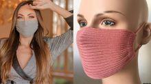 Máscara de tricô como a da filha de Justus é eficiente contra covid-19?