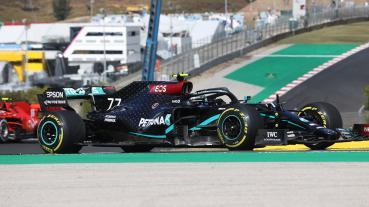 葡萄牙GP自由練習三Bottas再佔榜首