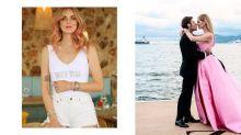 人氣時尚博客Chiara Ferragni婚紗來自Dior訂製!穿上Dior出嫁的名人明星還有她們!