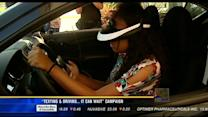 """""""Texting and Driving... It Can Wait"""" campaign"""