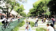 Pläne: Bergmannstraße: wenige Autos und viel Fußgängerzone