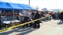 Shooting at Durham flea market