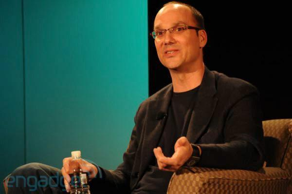 Google's Andy Rubin on Windows Phone 7: 'the world doesn't need another platform'