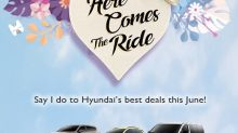 "Say ""I Do"" To A New Ride From Hyundai's Irresistible June Promo"
