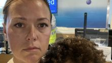 Mom removed from flight because her son refused to wear a mask speaks out: 'Very traumatizing'