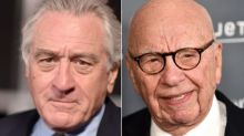 Robert De Niro Questions Rupert Murdoch's Contribution To America In New Interview