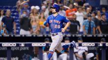 'Nagging' injury limiting Mets' J.D. Davis' ability on field