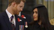 Prinz Harry und Meghan Markle! Diese Namen werden sie nach der Hochzeit tragen