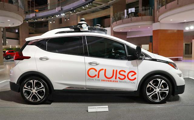 GM is doubling the staff for its self-driving car business
