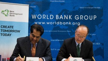 World Bank issues first-ever poverty bond