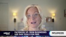Facebook VP explains how the platform helps 'rejuvenate' small businesses
