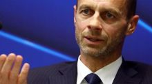 Serbia risking expulsion from big tournaments, says UEFA chief