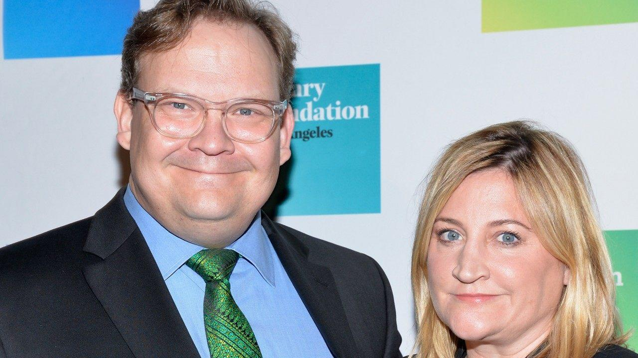 Andy Richter Nude andy richter and wife sarah thyre split after 27 years together