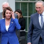 Democrats walked out of Syria meeting after Trump had 'meltdown', Pelosi says