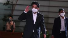 Japan party vote to replace PM Abe set for Sept 14: reports