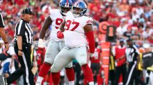 Giants' Dexter Lawrence named a potential breakout player