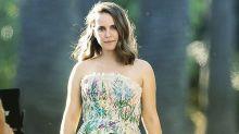 Natalie Portman se reporta a trabajar a dos meses de dar a luz