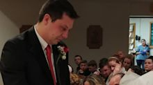 Vítima do câncer, noiva morre 18h após seu casamento