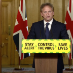Coronavirus news - live: Dominic Cummings 'took two more trips during lockdown' in new blow to Boris Johnson, and Trump heads to golf course
