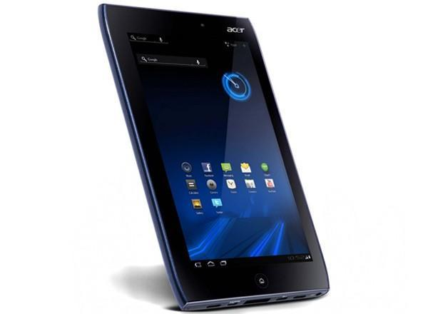 Acer postpones Iconia Tab A100 launch to second half of the year