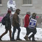 Harvard Student Workers Go on Strike