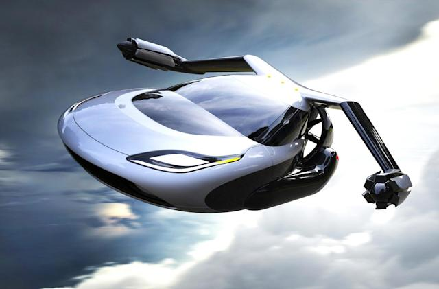 Volvo's parent company now owns a flying car startup