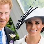 Meghan Markle and Prince Harry Missed Today's Royal Ascot Festivities