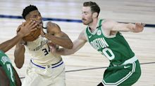 Marcus Smart says NBA made sure Giannis Antetokounmpo wouldn't foul out vs. Celtics