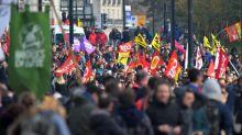 Quatre journées de mobilisation contre la politique Macron: et maintenant?