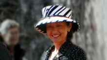 Alexandra contessa di Frederiksborg, addio all'appannaggio reale