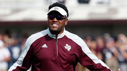 Ex-A&M AD says he had no say in Sumlin's deal