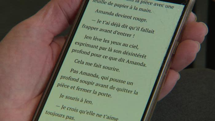 Au Petit-Quevilly, de courtes séries littéraires à lire en cinq minutes sur son smartphone
