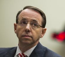 Rod Rosenstein Attends White House Meeting As Job Is Reportedly In Jeopardy