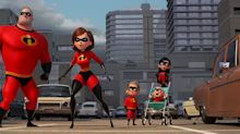 Incredibles 2 smashes box office records with £174 million opening