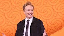 Conan O'Brien sets an end date for his late-night talk show on TBS